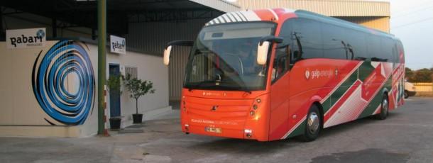Decoração Autocarro Seleção Nacional