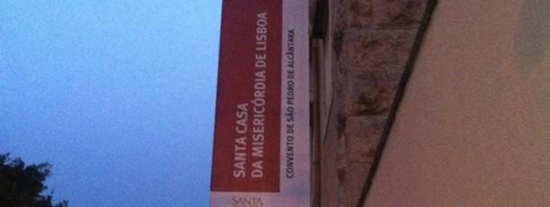 Pendões Santa Casa da Misericordia de Lisboa